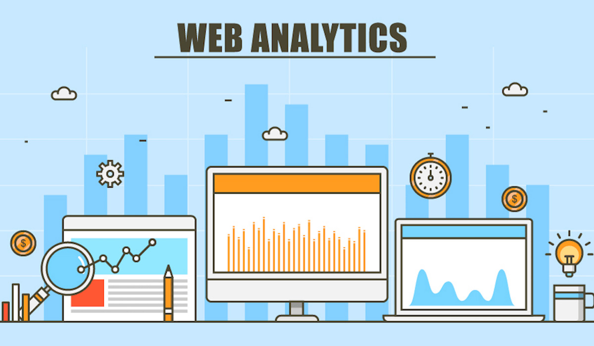 Analytics header